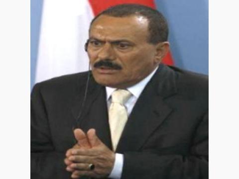 الرئيس اليمني يدعو إلى استخدام القوة لوقف العدوان على غزة