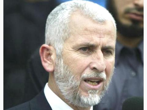 استشهاد وزير الداخلية الفلسطيني سعيد صيام