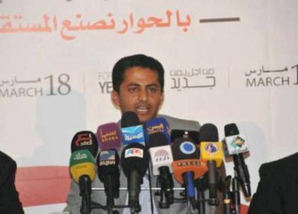 الحوثيون يتنصلون من التوقيع على وثيقة بنعمر ويعتبرونها غير ملزمة