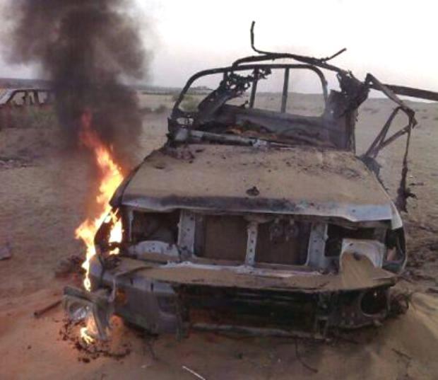 غارة أمريكية لطائرة بدون طيار تقتل مواطناً يمنياً في مأرب