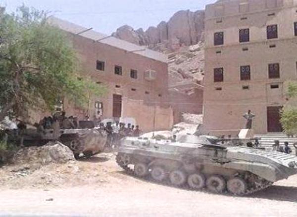 مصدر عسكري: مقتل جندي و5 من عناصر القاعدة في القطن بحضرموت