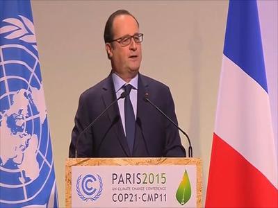 قمة المناخ تدعو لأوسع التزام بخفض الانبعاثات
