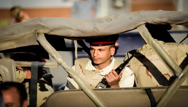 مقتل مجند مصري وإصابة 7 آخرين في هجمات متفرقة بسيناء