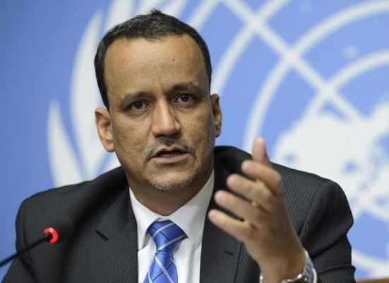ولد الشيخ في الرياض لإحياء محادثات منتصف مارس