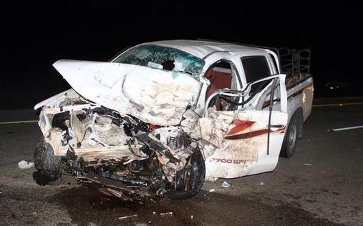 وفاة 55 شخصا وإصابة 201 في حوادث مرور بصنعاء خلال 2015