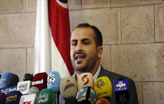 """ناطق الحوثيين: وصلنا مسقط لمواصلة الجهود مع """"المجتمع الدولي"""""""