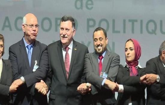 حكومة وفاق وطني جديدة في ليبيا خلال 10 أيام