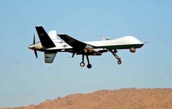 مقتل 4 من القاعدة بطائرة امريكية بدون طيار في شبوة