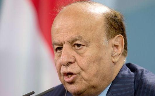حراك دبلوماسي بالرياض..وهادي يؤكد التوجه للكويت لصنع السلام