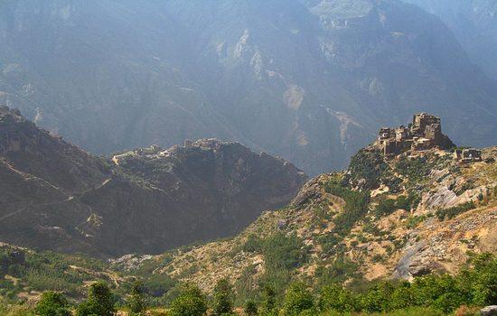 الأرصاد يحذر المواطنين في المرتفعات الجبلية