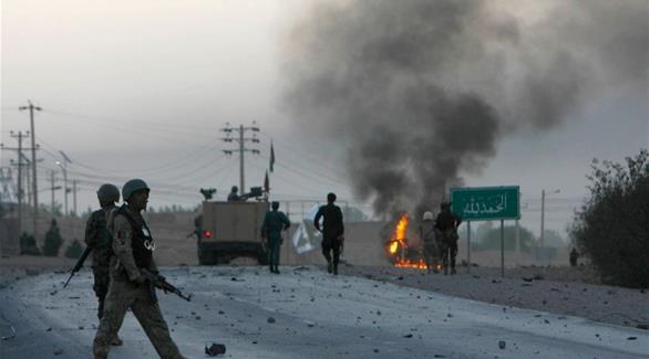 أفغانستان: مقتل 13 شخصاً إثر هجوم انتحاري لطالبان