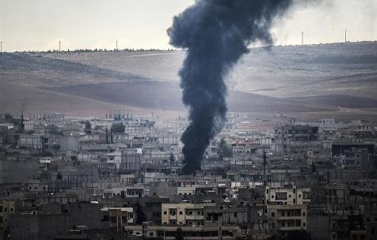 قتلى مدنيون بغارة جوية في تعز