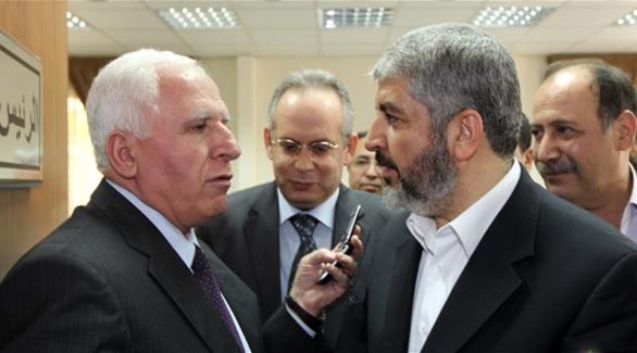 وفدا حماس وفتح يلتقيان اليوم بالدوحة لدفع المصالحة