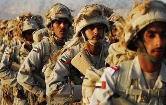 الإمارات تعلن مقتل أحد أفراد قواتها ضمن التحالف في اليمن