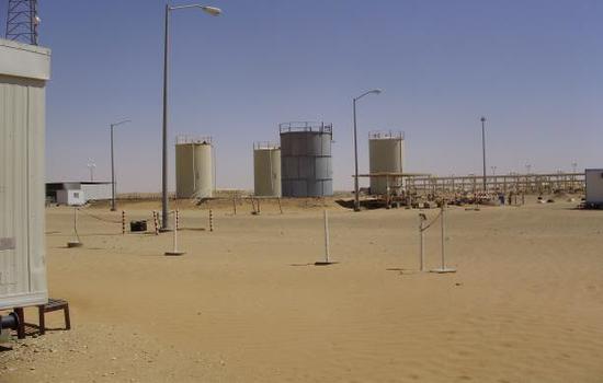 النفط اليمنية: نجاح اول عملية تصدير للنفط الخام عبر ميناء رضوم بشبوة
