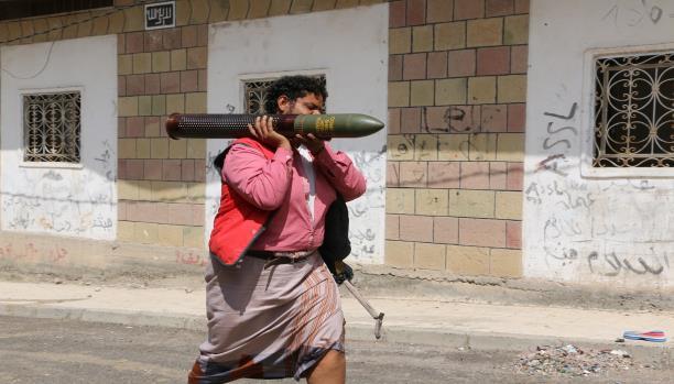أسواق إلكترونية لبيع السلاح في اليمن