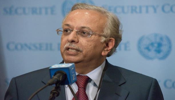 السفير السعودي بالأمم المتحدة: الحل السياسي هو المخرج الوحيد للأزمة اليمنية
