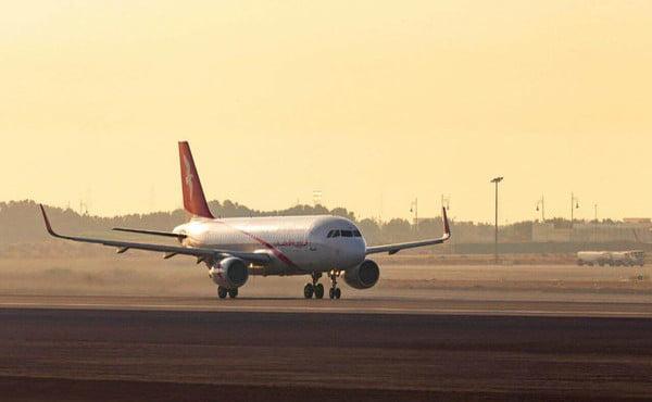 طائرة مدنية تهبط اضطرارياً بمطار الملك خالد في السعودية