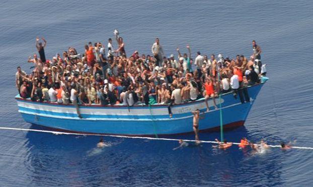 الهجرة واللجوء يفتحان الباب للاتجار بالبشر