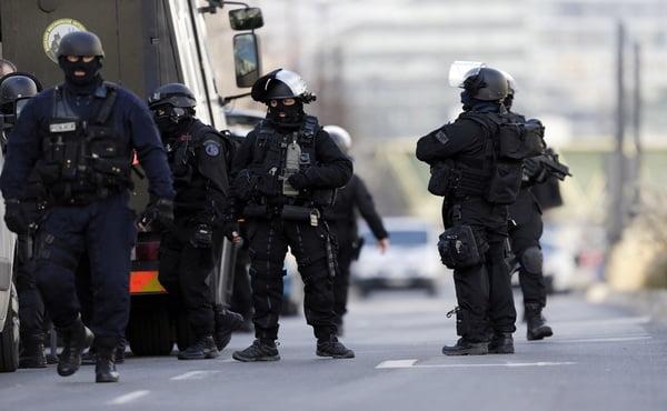 """فرنسا: إحباط مخطط لـ""""اعتداء إرهابي"""" وتوقيف مشتبه به"""