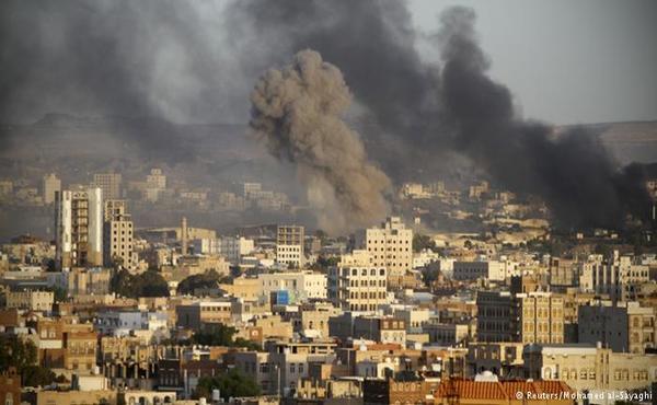 مشروع قانون في الكونغرس يقيد بيع أسلحة للسعودية بسبب اليمن