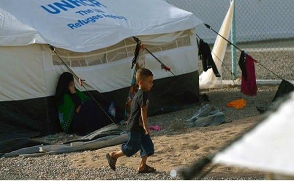 مفوضية اللاجئين: النازحون في اليمن مؤخراً يواجهون شتاءً قاسياً