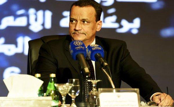المبعوث الأممي ولد الشيخ يدين خروقات وقف إطلاق النار
