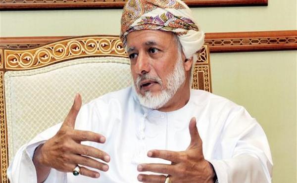 وزير الخارجية العماني: حرب اليمن في طريقها للانتهاء