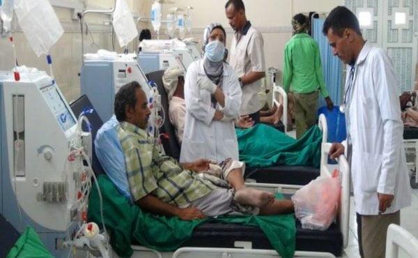 الأمم المتحدة: قطاع الصحة في اليمن انهار بشكل تام