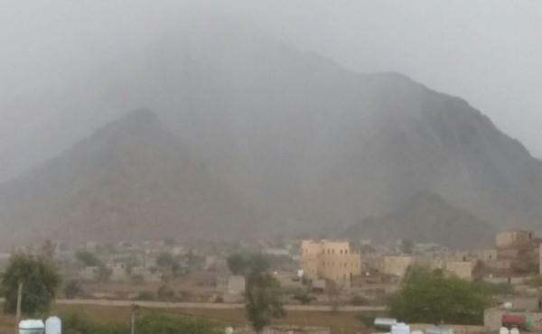 الأمطار في اليمن