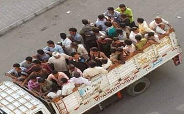 المرصد اليمني لحقوق الإنسان يندد بترحيل مواطنين من عدن