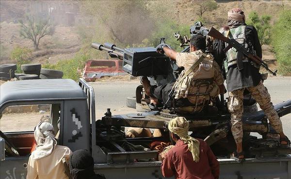الجيش والمقاومة يسيطران على مواقع جديدة في تعز