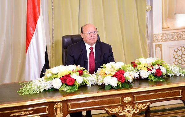 هادي في خطاب 26 سبتمبر: الحكم السلالي المعتصب للحوثي صورة من الماضي