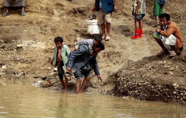 اليمن - أمطار - سيول