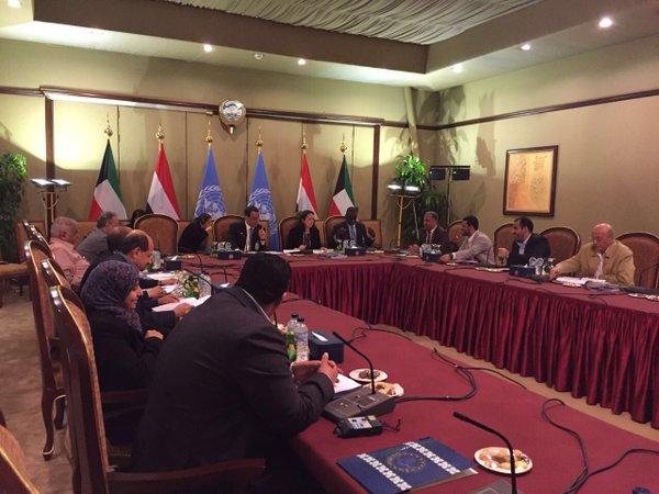 دبلوماسي غربي: مشاورات اليمن في الكويت تقترب من اتفاق شامل (تفاصيل)