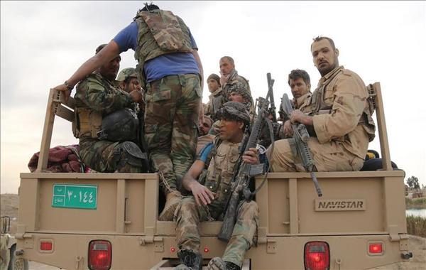 هيومن رايتس: قوات عراقية تعاقب أقارب مشتبهين بالإنتماء إلى داعش