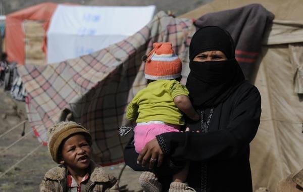 بريطانيا تدعو إلى تنسيق الجهود الدولية لمحاربة خطر المجاعة في اليمن وأفريقيا