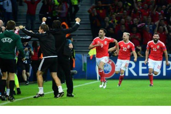 بالفيديو.. ويلز تدخل التاريخ ببلوغ نصف نهائي يورو 2016