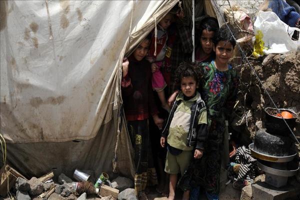الاتحاد الأوروبي يحذر من تفاقم أزمة المجاعة في أربع دول بينها اليمن
