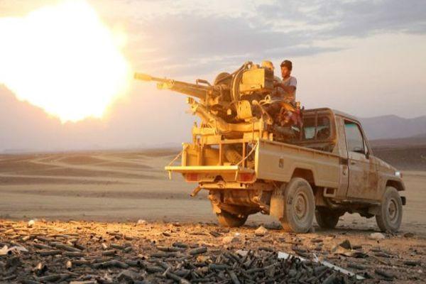 تجدد المواجهات بين الحوثيين والمقاومة في البيضاء