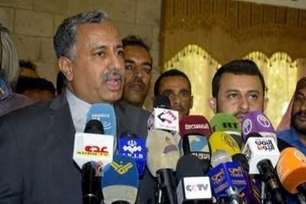 الزوكا يؤكد الحرص على استكمال المفاوضات والحوثي يتوقع تصعيداً عسكرياً