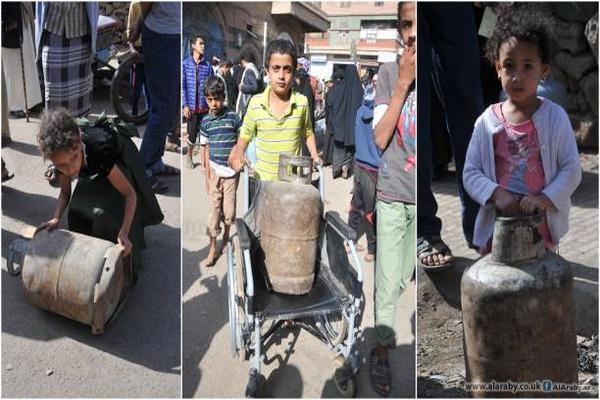 أسطوانات الغاز.. 12 مليون قنبلة موقوتة في بيوت اليمنيين (تحقيق)