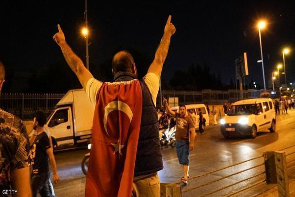 السعودية والكويت والمغرب ترحب بعودة الأمور في تركيا إلى نصابها