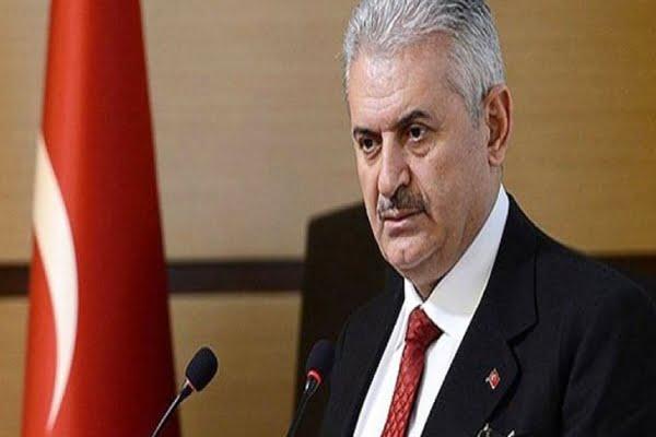 """رئيس وزراء تركيا يتهم """"الكيان الموازي"""" بالوقوف وراء الانقلاب"""