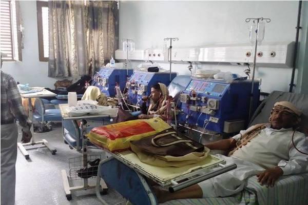 الصليب الأحمر: مرضى الفشل الكلوي في اليمن يواجهون خطر الوفاة