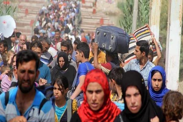 مفوضية اللاجئين: معدلات النزوح القسري في العالم تبلغ أقصاها منذ عقود