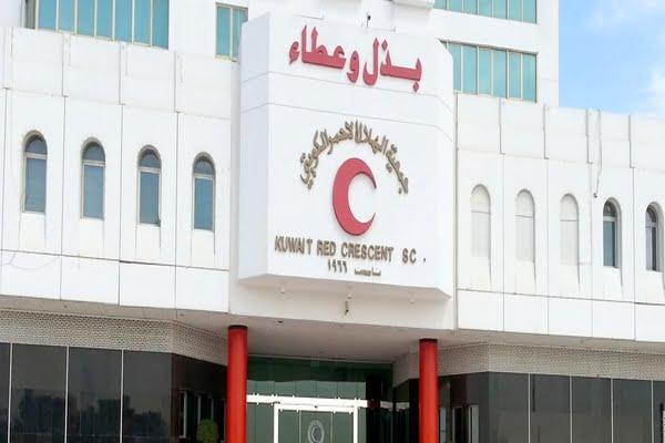 الهلال الكويتي يسير 5 شاحنات محملة بمواد إغاثية إلى اليمن