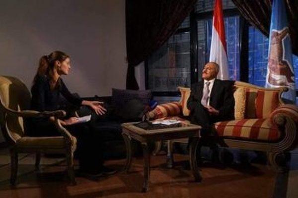 صالح يعرض على روسيا استخدام القواعد العسكرية باليمن