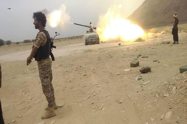 الجيش والمقاومة يسيطران على مواقع جديدة في صرواح بمأرب