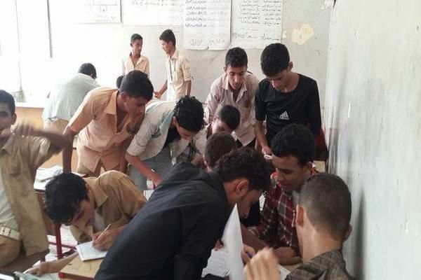 تنامي ظاهرة الغش بالامتحانات في اليمن واتهام وزارة التربية بالتقصير